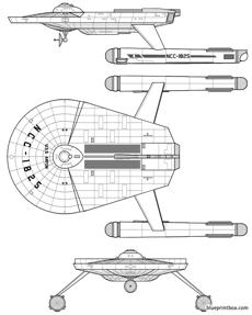 anton upgrade ncc 1825