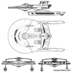 courageous ncc 1861
