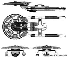 joshua paul proposed ncc 1831 b