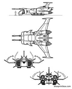 astro commando troop transport heavy