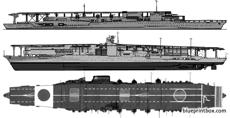 ijn akagi 1941 aircraft carrier 2