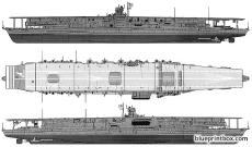 ijn akagi 1941 aircraft carrier