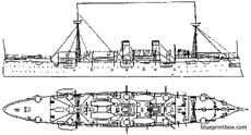 uss c 3 baltimore 1890 cruiser