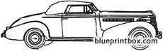 buick century model 66c convertible coupe 1937 2