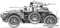 ansaldo ab 41 armored car 3