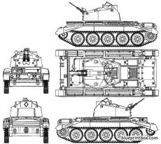 crusader antiaircraft tank