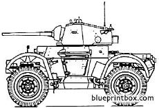daimler mki armoured car