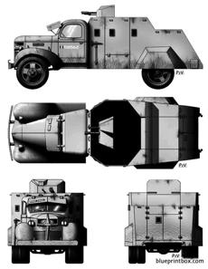 dodge armoured car 2