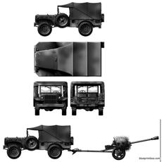 dodge wc 51 weapon carrier 4x4