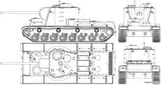 Leopard 2a6 mbt blueprintbox free plans and blueprints of kv 5 malvernweather Choice Image
