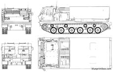 good m270 mlrs blueprint