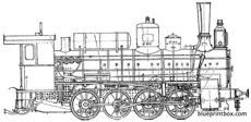 russian ov class steam locomotive 1