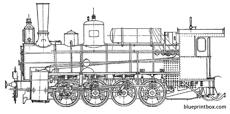 russian ov class steam locomotive 2