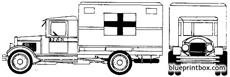 zis 5 ambulance