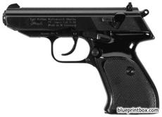 walther pp super cal 9x18