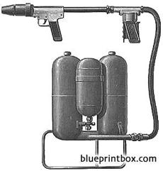 m2a1 flame thrower