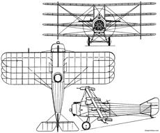 armstrong whitworth fk10 1917 england