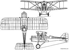 royal aircraft factory se5a 1917 england
