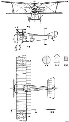 hanriot hd 1