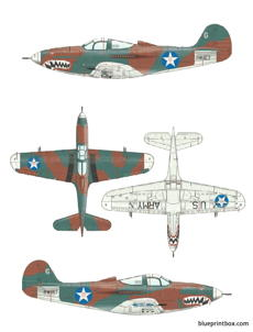 bell airacobra p 400