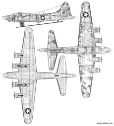 boeing b 17f flying fortress 3