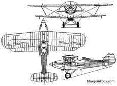 hawker demon 1933 england