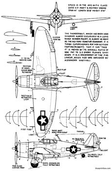 republic p 47b thunderbolt