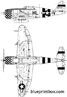 republic p 47d 22 thunderbolt