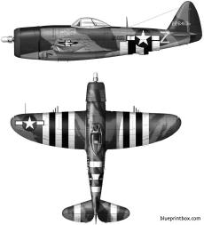 republic p 47d thunderbolt 2