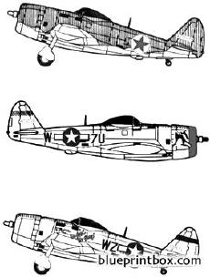 republic p 47d thunderbolt