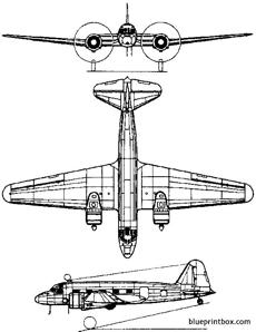 tupolev ant 35  ps 35 1936 russia