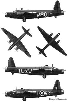 vickers wellington mk1c