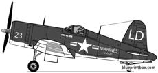 vought f 4u 1 corsair