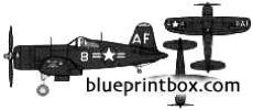 vought f4u 4 corsair