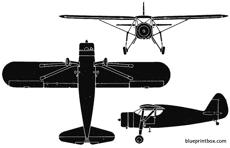fairchild 24  uc 61  argus 1932 usa