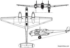 handley page hp53 hereford 1937 england