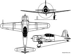 vultee v 48  p 66 vanguard 1939 usa