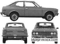 fiat 128 sport coupe 1972