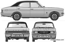ford e cortina mkiii 2000e 1976