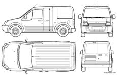 ford e transit connect 2005