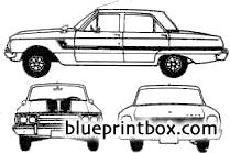 ford falcon spirit 4 door argentina