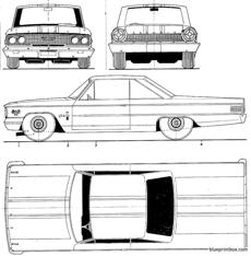 ford galaxie 2