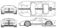 ford gt 40 mark i