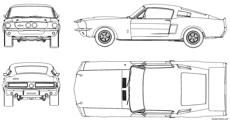 ford mustang shelby gt500 1967 02