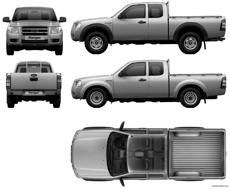 ford ranger super cab 2007