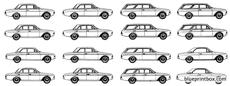 ford taunus 1966 all versions