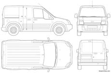 ford transit connect short