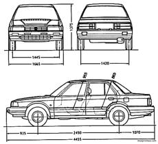 honda accord saloon 1985