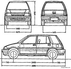 honda civic wagon 1985