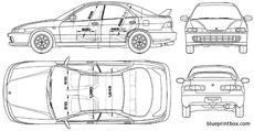 honda integra r 5 door 1995